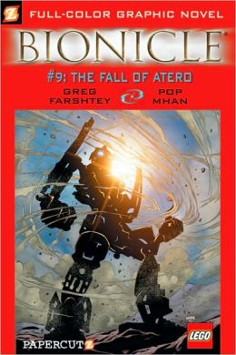 The Fall of Atero (Bionicle Series #9)
