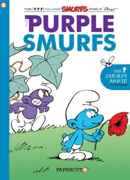 The Purple Smurfs (Smurfs Graphic Novels Series #1)