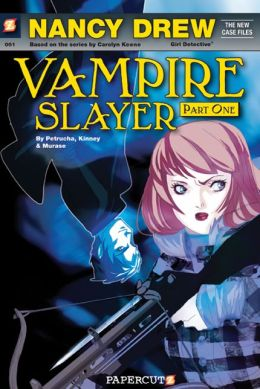 Nancy Drew Vampire Slayer (Nancy Drew Series: The New Case Files #1)