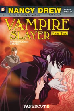 A Vampire's Kiss (Nancy Drew Series: The New Case Files #2)