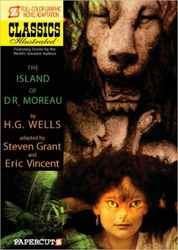 Classics Illustrated #12: The Island of Dr. Moreau