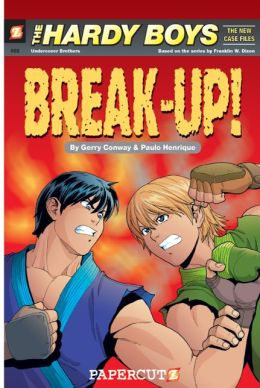 Break-Up (Hardy Boys: The New Case Files Series #2)