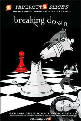 Breaking Down (Papercutz Slices Series #2)