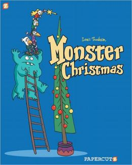 Monster Graphic Novels: Monster Christmas