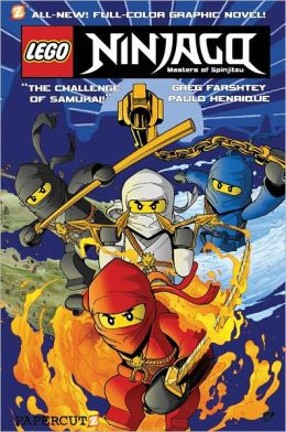 The Challenge of Samukai (LEGO Ninjago Series #1)