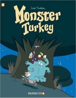 Monster Graphic Novels: Monster Turkey