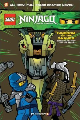 Kingdom of the Snakes (LEGO Ninjago Series #5)