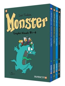 Monster: Boxed Set Vol. #1-4