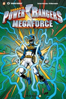 Power Rangers Megaforce #4: Broken World