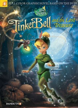 Disney Fairies Graphic Novel #12: Tinker Bell and the Lost Treasure