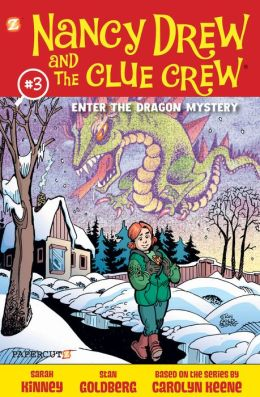 Enter the Dragon Mystery (Nancy Drew and the Clue Crew Graphic Novel Series #3)