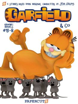 Garfield & Co. Boxed Set Vol. #5-8