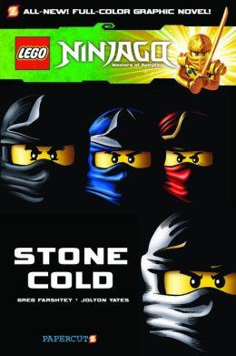 Stone Cold (LEGO Ninjago Series #7)