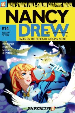 Nancy Drew #14: Sleight of Dan