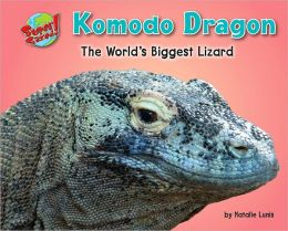 Komodo Dragon: The World's Biggest Lizard