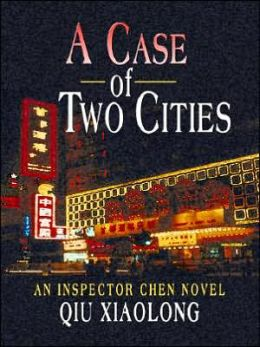 A Case of Two Cities (Inspector Chen Series #4)