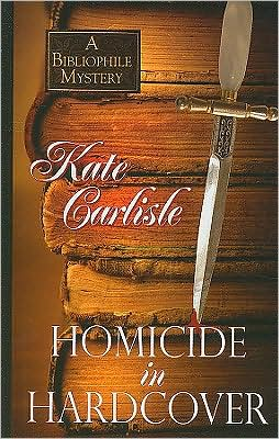 Homicide in Hardcover (Bibliophile Series #1)