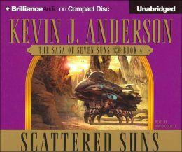 Scattered Suns (Saga of Seven Suns Series #4)