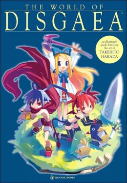 Disgaea: Character Collection Illustration Book
