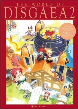World of Disgaea: Volume 2