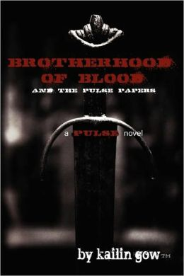Brotherhood Of Blood (A Pulse Vampire Novel)