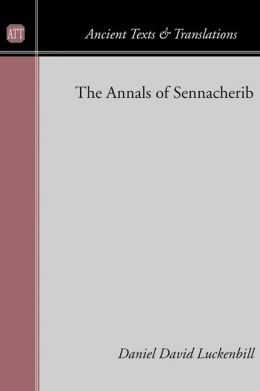 The Annals of Sennacherib