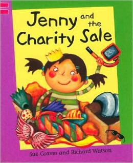 Jenny and the Charity Sale