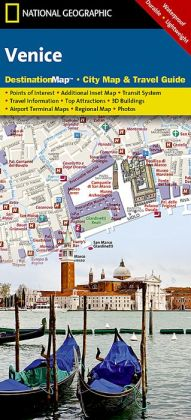 Venice Destination Map