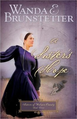 A Sister's Hope (Sisters of Holmes County Series #3)