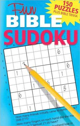 Fun Bible Sudoku