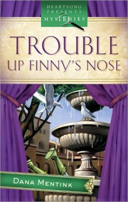 Trouble Up Finny's Nose
