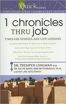 Quicknotes Simplified Bible Commentary Vol. 4: 1 Chronicles thru Job