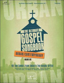 The Ultimate Gospel Songbook - Urban