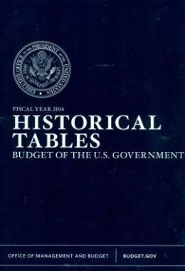 Historical Tables : Budget of the U.S. Government Fiscal Year 2014