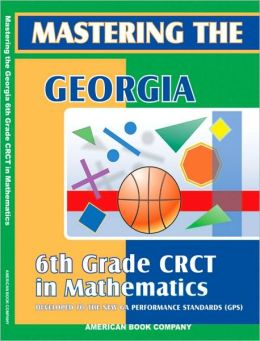 Passing the Georgia 6th Grade CRCT in Mathematics