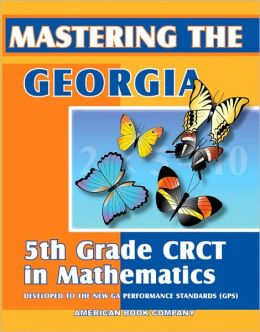 Passing the Georgia 5th Grade CRCT in Mathematics