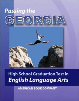Passing the English Language Arts Graduation Test In Georgia