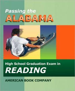 Passing Alabama High School Reading