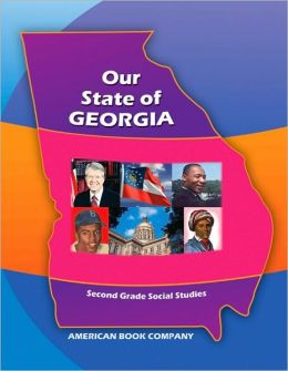 Our State of Georgia (Second Grade Social Studies)