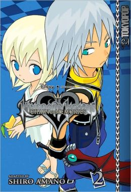 Kingdom Hearts: Chain of Memories, Volume 2