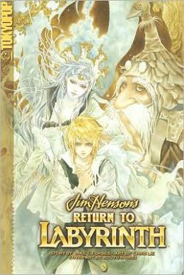 Return to Labyrinth, Volume 2