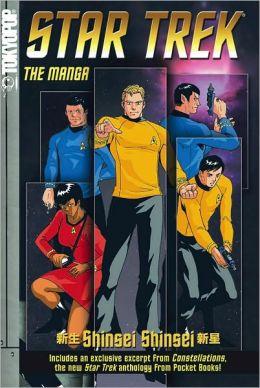 Star Trek: The Manga, Volume 1