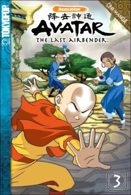 Avatar: The Last Airbender, Volume 3