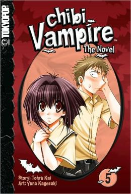 Chibi Vampire: The Novel, Volume 5