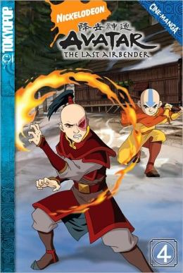 Avatar: The Last Airbender, Volume 4