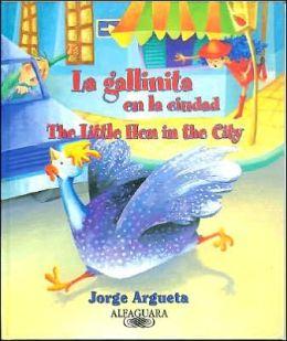 La gallinita en la ciudad