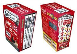 Inglés en 100 días. DVD Pack