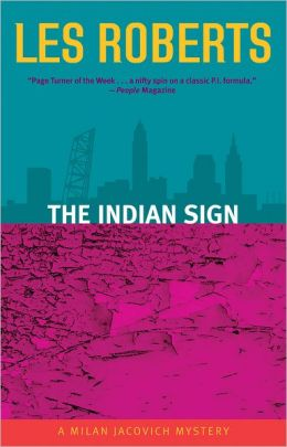 The Indian Sign (Milan Jacovich Series #11)