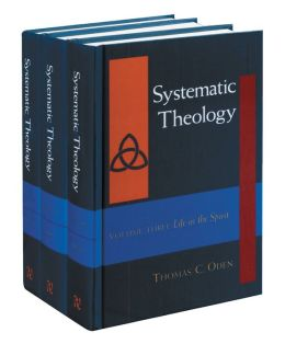 Systematic Theology Three Volumes