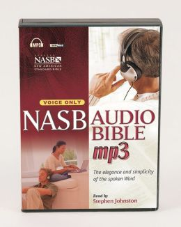 NASB Audio Bible, MP3